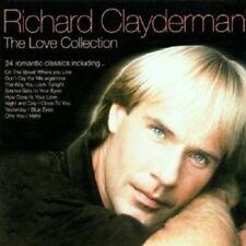 RICHARD CLAYDERMAN - LOVE COLLECTION  CD NEW!