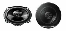 """Pioneer TS-G1320F 5.25"""" 13cm 2 Way Coaxial Car Audio Speakers with grilles"""