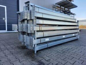 2700mm Stahlträger Eisenträger Kastenprofil 110-130 x 50 mm Eisen Baustahl