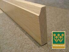 Solid Oak Chamfer Architrave Door Sets, 65mm-200mm, Also Sold Per Metre