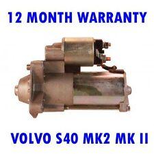 Volvo S40 MK2 Mk II 2.4 2004 2005 2006 2007 Remanufacturado Motor de Arranque