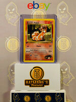 Brock's Vulpix 73/132 1st Edition NM Near Mint Gym Heroes Non-Holo Pokemon Card