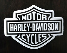 Harley Davidson Motorcycles Skateboard Snowboard Bumper Sticker Decal