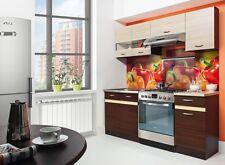 Küche 180, 220, 240, 260  Küchenzeile erweiterbar Fronten auswählbar Neu&Schnell
