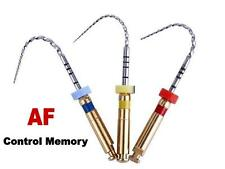 Dental USA Endo root canal AF Control Memory Hyflex M3 NiTi Files 25 MM