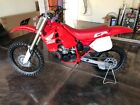 Picture Of A 1989 Honda CR 250R