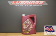 PREMIUM MANNOL Fully Synthetic German Oil 5w30 Car Engine Oil Low Saps C3 5L