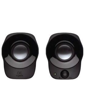 New Speaker Logitech Z120 Stereo Speakers