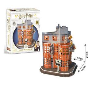 Cubic Fun - 3D Puzzle Harry Potter Weasleys Wizard Wheezes