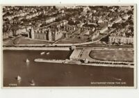 Southport From The Air 1965 Aerial View RP Postcard Lancashire 321c