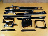 Mercedes E W212 Interior Trim Set Dark Wood 2011 RHD