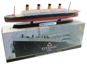 White Star Line Titanic 1912 Resin Replica Model