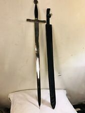 "Sword Steel (Pakistan) 39"" Long Victorian Style See12pix4Details/size.MAKE OFFER"