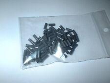 LOT 100 PCS    6MM X 2.5MM FERRITE BEADS  BOX#22