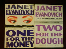 One for the Money and Two for the Dough Janet Evanovich ARC Advance Reading Copy
