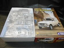 EBBRO 25003, 1/24 RENAULT 4 FOURGONNETTE PLASTIC MODEL KIT