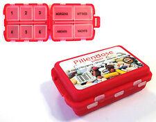 Tablettenbox Tablettendose Pillenbox 7 Tage Medikamentenbox Pillendose