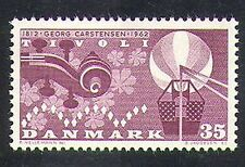 Denmark 1962 Tivoli/Garden/Music/Balloon/Entertainment/Violin 1v (n37386)