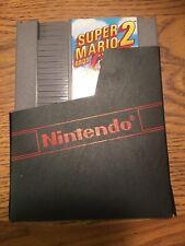 Super Mario Bros. 2 (1988) NES Nintendo