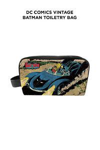DC Comics Vintage Batman Toiletry Bag