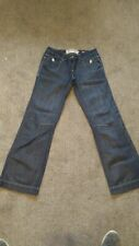 River Island 'Love and Honour' Slouch Jeans Size 12 - Excellent condition