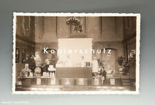 AK Messe/Reklamestand PERSIL Präsentation um 1920