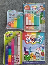 Numberblocks magazines 1-15  free annual 2020 number blocks world wide delivery