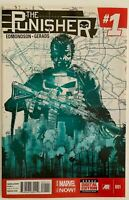 THE PUNISHER 1 / English / 7.0 VERY FINE MARVEL 2014