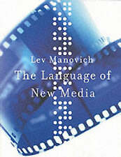 The Language of New Media by Lev Manovich (Paperback, 2002)