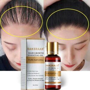 Hair Care Hair Growth Essential Oils Essence Original Authentic 100% Hair Loss