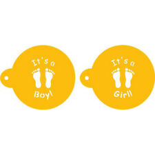 Designer Stencils Decorating Stencil Small Boy/Girl