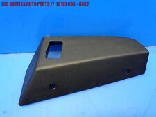 PORSCHE 944 968 RIGHT PASSENGER SIDE DOOR PANEL WINDOW SWITCH TRIM COVER OEM