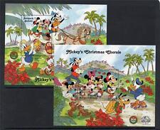 ANTIGUA & BARBUDA MNH 1988 MS1266 CHRISTMAS - MICKEYS CHRISTMAS CHORALE