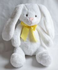 TESCO F&F WHITE EASTER BUNNY RABBIT Comforter Soft Toy NEXT DAY POST