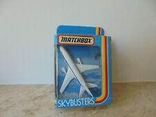 MATCHBOX SKYBUSTERS SB-13 DC 10 THAI AIR 1981 mit OVP MACAU