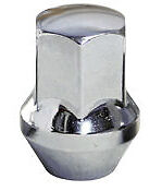 Gorilla: 20 Chrome Lug Nuts For Factory/OEM Dodge Ram/Chrysler Aluminum Wheels