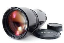 【Excellent】Nikon AF Nikkor 180mm f/2.8 ED Telephoto Lens from Japan 711723