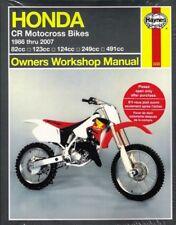 honda powersports service manuals