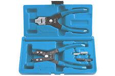 Laser Tools 5215 Interno & Externo Anillo de retención Alicates Set en Estuche * 12 Mm a 50 mm