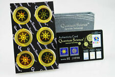 New Bio Scalar Energy Anti EMF Radiation Protection Shield Stickers - Pack of 6