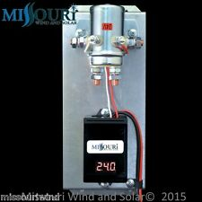 24V 10,000 Watt 440 AMP Digital Hybrid Charge Controller - Wind Turbines & Solar