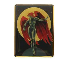 P3 Led Zeppelin Blue Angel By Artist Stanley Mouse Rock Music Magnet