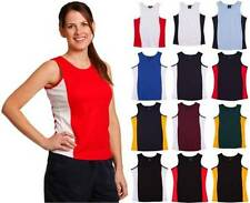 Mesh Regular Size Sportswear for Women