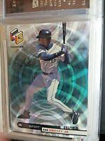 Ken Griffey Jr.  1999 Upper Deck Baseball HoloGrFX Sample Card# S-60, New Cond