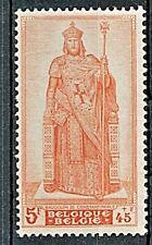 Belgique 1946 N° 742 Portraits du Sénat Baudouin de Constantinople orange