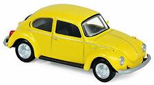 Norev Jet Car VW Coccinelle 1303 Beetle Année 1973 Jaune , 1:43 Art. 841001