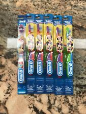 Oral-B Mickey $ Minnie Manual Toothbrush - Soft