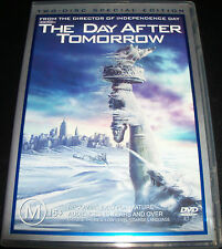 The Day After Tomorrrow Special Edition  (Australian Reg 4) 2 DVD - Like New