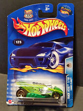 2003 Hot Wheels #125 Track Aces 1/10 - Turbo Flame - 57132