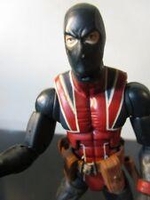 Marvel Legends RED HULK BAF UNION JACK Action Figure Loose~~